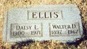 ELLIS, WALTER D. - Pottawattamie County, Iowa | WALTER D. ELLIS