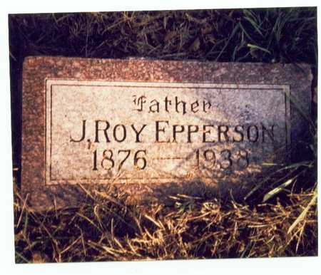 EPPERSON, J. ROY - Pottawattamie County, Iowa | J. ROY EPPERSON