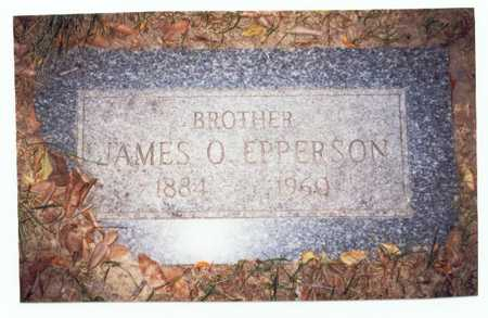 EPPERSON, JAMES O. - Pottawattamie County, Iowa | JAMES O. EPPERSON