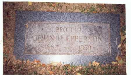 EPPERSON, JOHN H. - Pottawattamie County, Iowa | JOHN H. EPPERSON