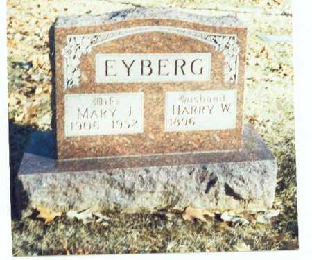EYBERG, HARRY W. - Pottawattamie County, Iowa | HARRY W. EYBERG