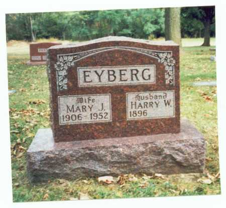 EYBERG, MARY J. - Pottawattamie County, Iowa | MARY J. EYBERG