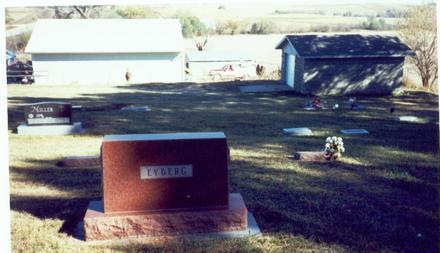 EYBERG, MARKER - Pottawattamie County, Iowa | MARKER EYBERG