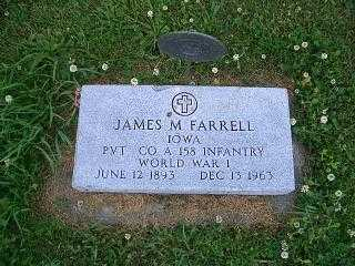 FARRELL, JAMES M - Pottawattamie County, Iowa | JAMES M FARRELL