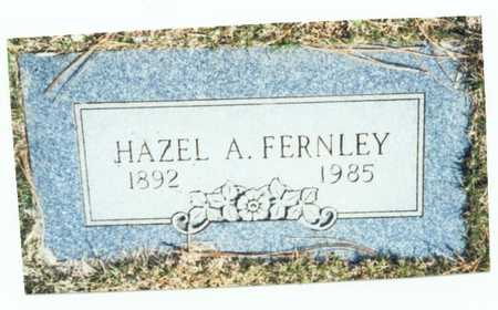 FERNLEY, HAZEL A. - Pottawattamie County, Iowa | HAZEL A. FERNLEY