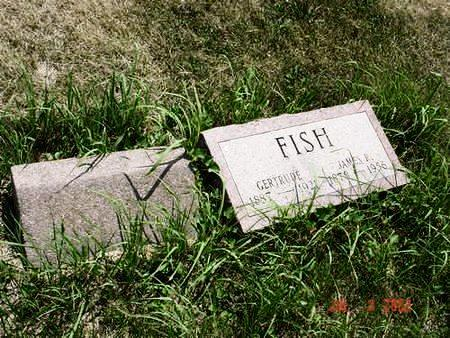 FISH, GERTRUDE - Pottawattamie County, Iowa | GERTRUDE FISH