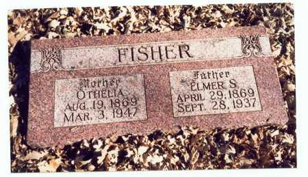 FISHER, ELMER S. - Pottawattamie County, Iowa | ELMER S. FISHER