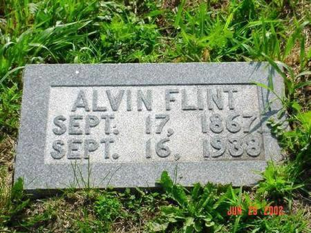 FLINT, ALVIN - Pottawattamie County, Iowa | ALVIN FLINT