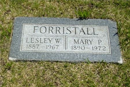 FORRISTALL, MARY PEARL - Pottawattamie County, Iowa | MARY PEARL FORRISTALL