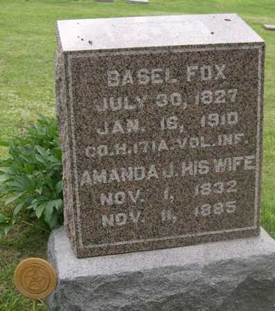 FOX, BASEL - Pottawattamie County, Iowa | BASEL FOX
