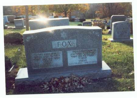 FOX, DAVID - Pottawattamie County, Iowa | DAVID FOX