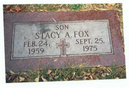 FOX, STACY A. - Pottawattamie County, Iowa | STACY A. FOX