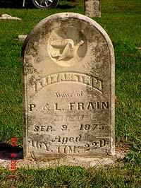 FRAIN, ELIZABETH M. - Pottawattamie County, Iowa | ELIZABETH M. FRAIN