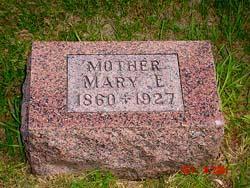 FRAIN, MARY ELIZABETH ALEXANDER - Pottawattamie County, Iowa | MARY ELIZABETH ALEXANDER FRAIN