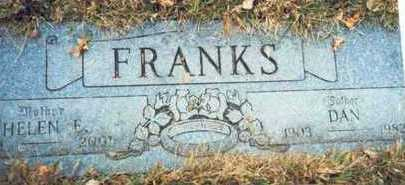 FRANKS, HELEN E. - Pottawattamie County, Iowa | HELEN E. FRANKS