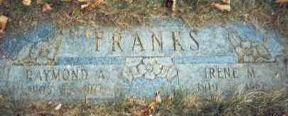 FRANKS, IRENE M. - Pottawattamie County, Iowa | IRENE M. FRANKS