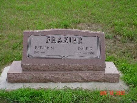 FRAZIER, ESTHER M. & DALE G. - Pottawattamie County, Iowa | ESTHER M. & DALE G. FRAZIER