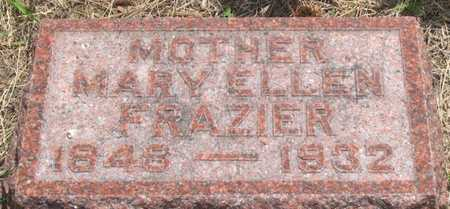 FRAZIER, MARY ELLEN - Pottawattamie County, Iowa | MARY ELLEN FRAZIER