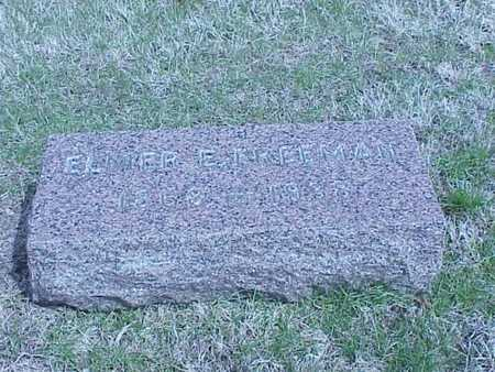 FREEMAN, ELMER E. - Pottawattamie County, Iowa   ELMER E. FREEMAN