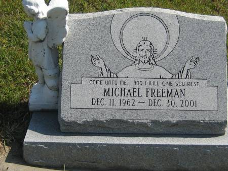 FREEMAN, MICHAEL - Pottawattamie County, Iowa | MICHAEL FREEMAN