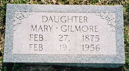 GILMORE, MARY - Pottawattamie County, Iowa | MARY GILMORE