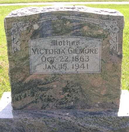GILMORE, VICTORIA - Pottawattamie County, Iowa | VICTORIA GILMORE