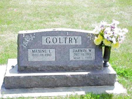 GOLTRY, MAXINE L. - Pottawattamie County, Iowa | MAXINE L. GOLTRY
