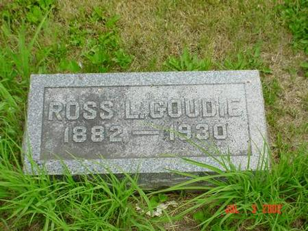 GOUDIE, ROSS L. - Pottawattamie County, Iowa | ROSS L. GOUDIE
