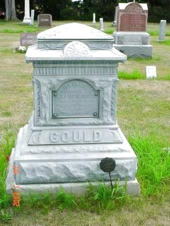 GOULD, IDA GRACE - Pottawattamie County, Iowa | IDA GRACE GOULD