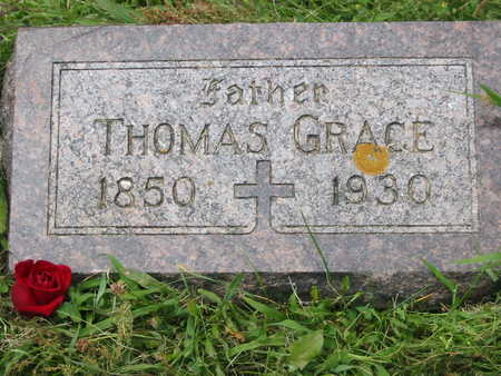 GRACE, THOMAS - Pottawattamie County, Iowa | THOMAS GRACE