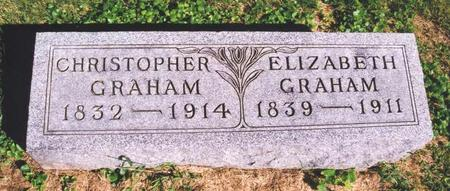THOMAS GRAHAM, ELIZABETH - Pottawattamie County, Iowa | ELIZABETH THOMAS GRAHAM
