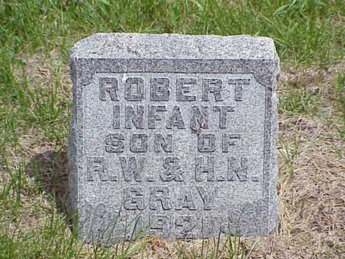 GRAY, ROBERT - Pottawattamie County, Iowa | ROBERT GRAY
