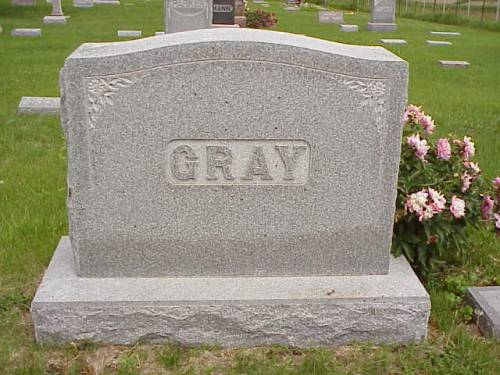 GRAY, THOMAS E. & MARY - Pottawattamie County, Iowa | THOMAS E. & MARY GRAY