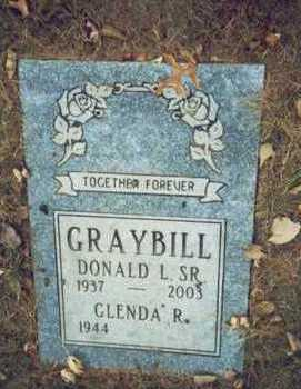 GRAYBILL, DONALD L. SR. - Pottawattamie County, Iowa | DONALD L. SR. GRAYBILL