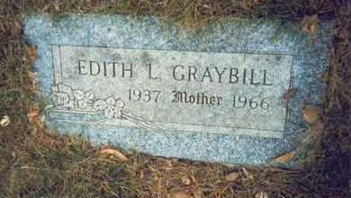 GRAYBILL, EDITH L. - Pottawattamie County, Iowa | EDITH L. GRAYBILL