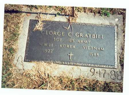 GRAYBILL, GEORGE CARL - Pottawattamie County, Iowa | GEORGE CARL GRAYBILL