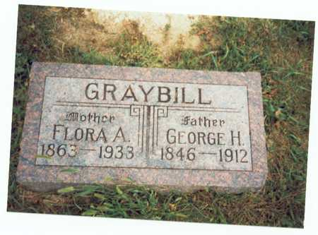 GRAYBILL, GEORGE HENRY - Pottawattamie County, Iowa | GEORGE HENRY GRAYBILL
