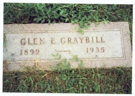 GRAYBILL, GLEN ERVIN - Pottawattamie County, Iowa | GLEN ERVIN GRAYBILL