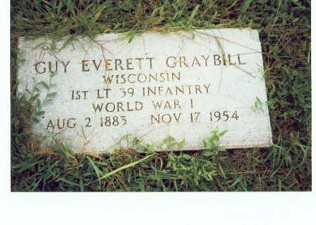 GRAYBILL, GUY EVERETT - Pottawattamie County, Iowa | GUY EVERETT GRAYBILL