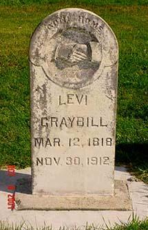 GRAYBILL, LEVI - Pottawattamie County, Iowa | LEVI GRAYBILL