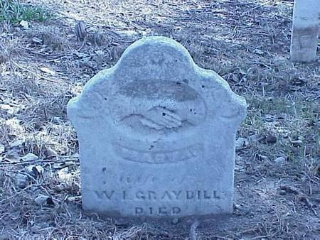 GRAYBILL, MARY A. - Pottawattamie County, Iowa | MARY A. GRAYBILL
