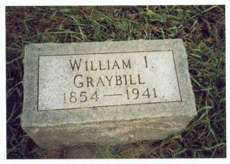 GRAYBILL, WILLIAM I. - Pottawattamie County, Iowa | WILLIAM I. GRAYBILL