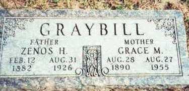 GRAYBILL, GRACE MELINDA - Pottawattamie County, Iowa | GRACE MELINDA GRAYBILL