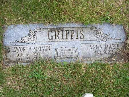 GRIFFIS, ELLSWORTH MELVIN - Pottawattamie County, Iowa   ELLSWORTH MELVIN GRIFFIS