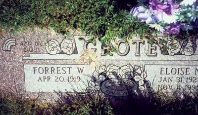 PENDGRAFT GROTE, ELOISE N. - Pottawattamie County, Iowa | ELOISE N. PENDGRAFT GROTE