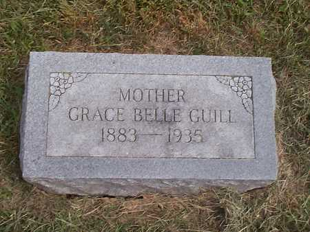 GUILL, GRACE BELLE - Pottawattamie County, Iowa | GRACE BELLE GUILL