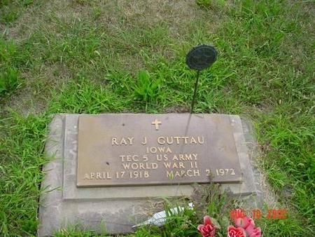 GUTTAU, RAY J. - Pottawattamie County, Iowa | RAY J. GUTTAU