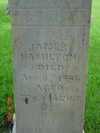 HAMILTON, JAMES - Pottawattamie County, Iowa | JAMES HAMILTON