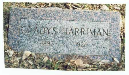 HARRIMAN, GLADYS FAY - Pottawattamie County, Iowa | GLADYS FAY HARRIMAN