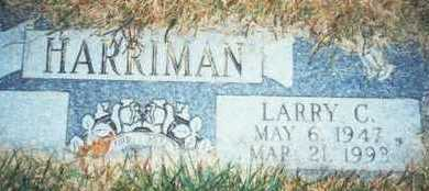 HARRIMAN, LARRY CHARLES - Pottawattamie County, Iowa | LARRY CHARLES HARRIMAN